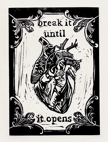 Break It Until It Opens