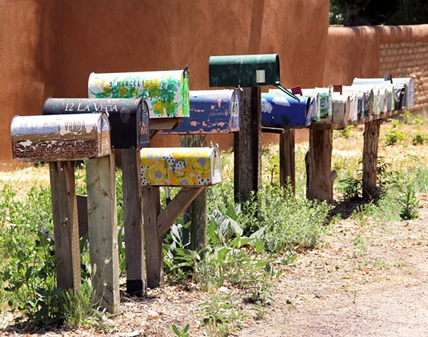 Mailboxes In New Mexico