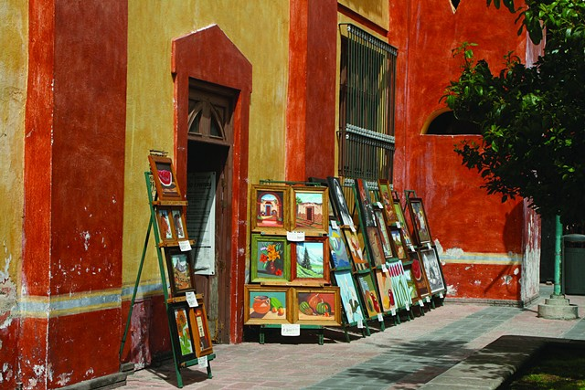 Art in Mexico