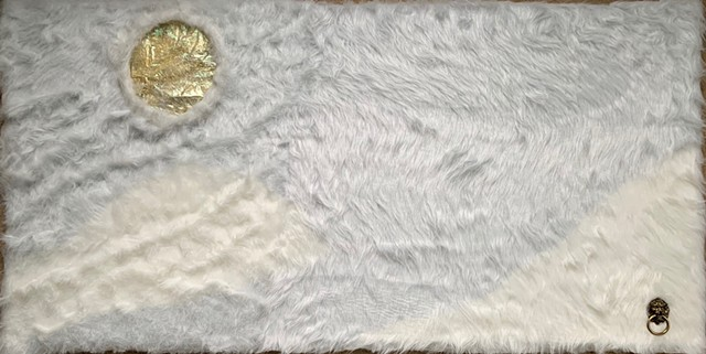 Faux Fur Moon #2