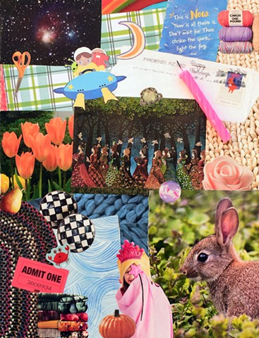 checkerboards, rabbits, birthday candles, spaceships, orange tulips, blue, yarn, rugs, crab, stickers, princess, cresent moon