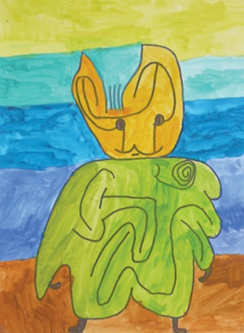 After Paul Klee