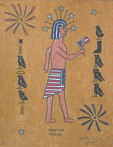 Pharaoh obama