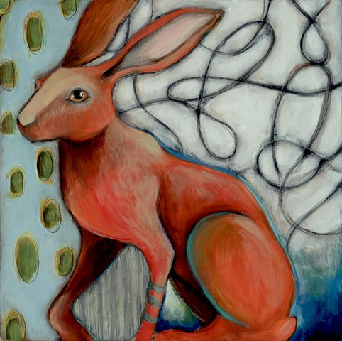 Red, Red Rabbit