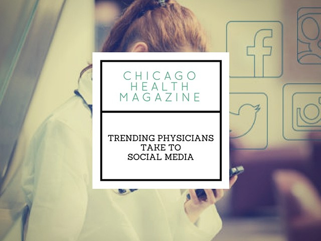 Trending Physicians Take to Social Media