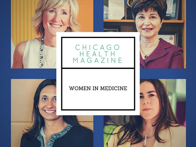 Women in Medicine: Meet four leaders inspiring Chicago's next generation of female physicians