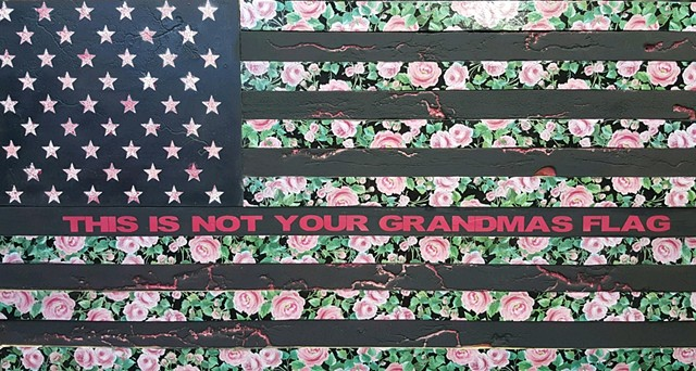 This is NOT your Grandmas Flag