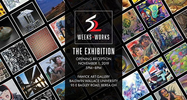 52 Weeks, 52 Works Fawick Gallery