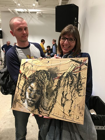 Monster Drawing Rally 2017:  A Live Drawing Event + Fundraiser