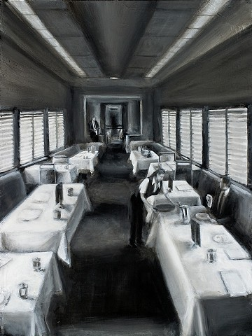 Untitled (Dining Car)