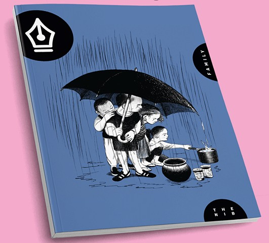 The Nib Magazine Issue 2: Family