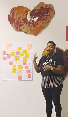 WAYS WE MAKE:  Mothers of Color Nurturing and Building Our Creative Communities - Night 2