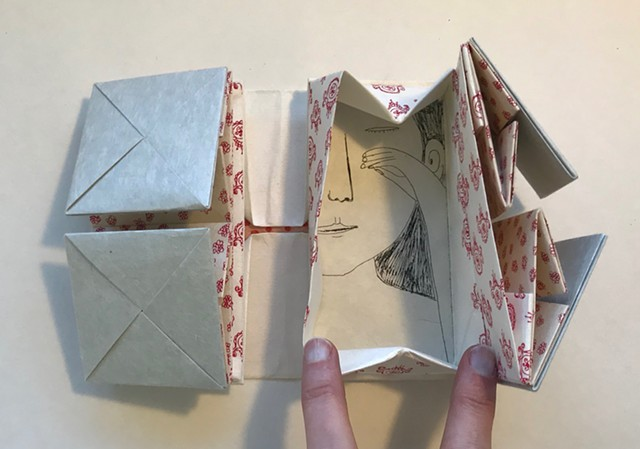 Chinese Sewing Box Book