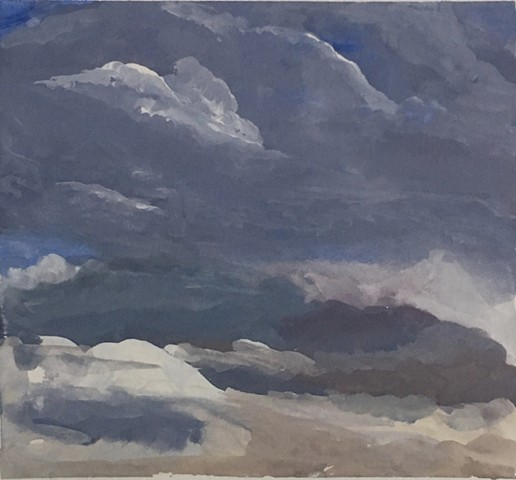 Clouds Over Kripalu
