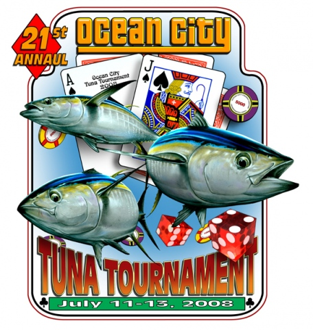 Ocean City Tuna Tournamnet 2008