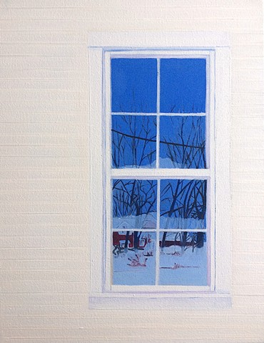 Blue Window*