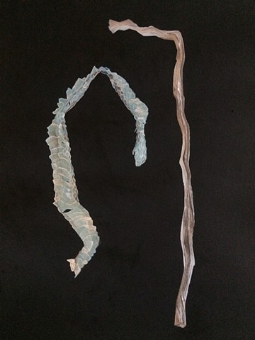 spell no.1 snake skin and driftwood
