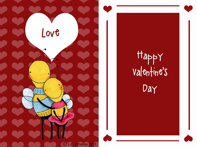 greeting cards, illustrations, valentine,love, cartoons, drawings, vector art, digital media
