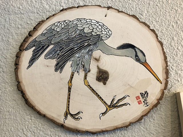 Heron - Shipping Included