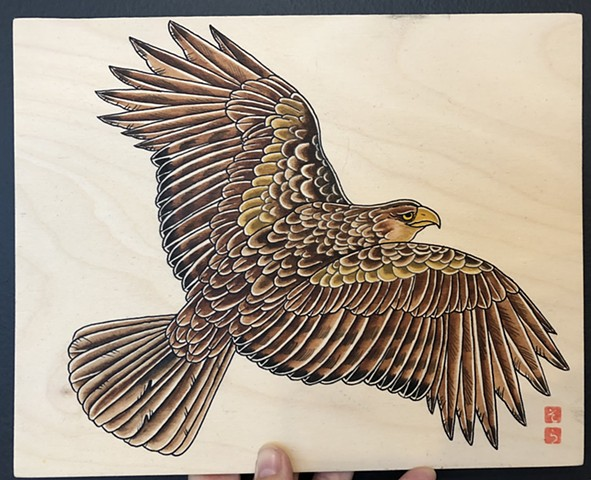 Flying Hawk - Shipping Included