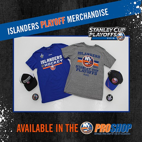 Playoff Merchandise Social Media Post