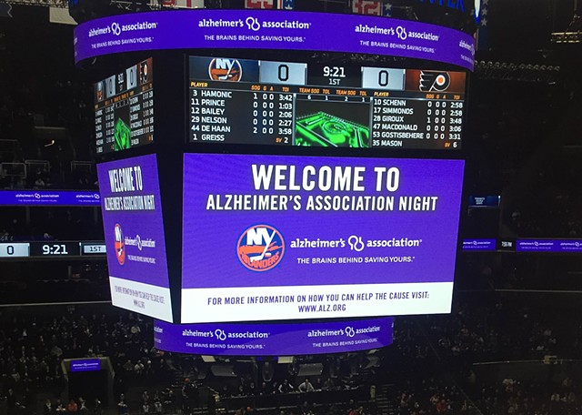 Arena Multi-Video Board Display