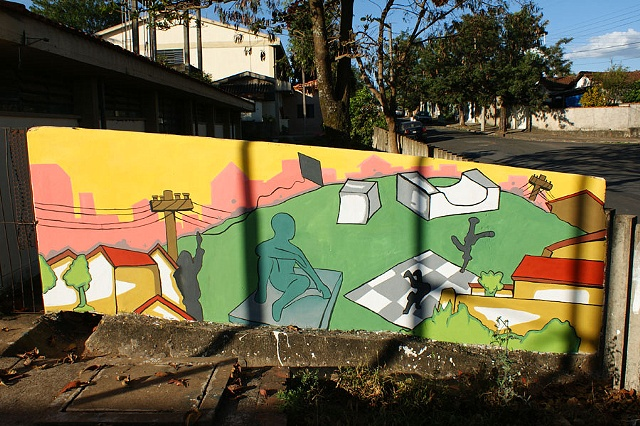 The Global Canvas Project. Section 2 - Mococa, Brazil