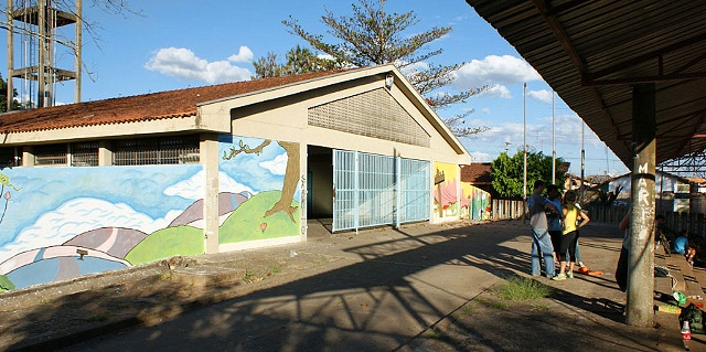 The Global Canvas Project. Section 1 - Mococa, Brazil