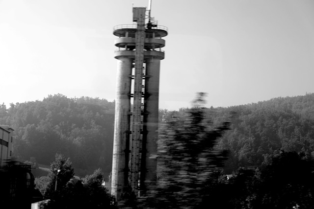 Untitled 22  Leaving Ljubljana, Slovenia  Digital C, 2016