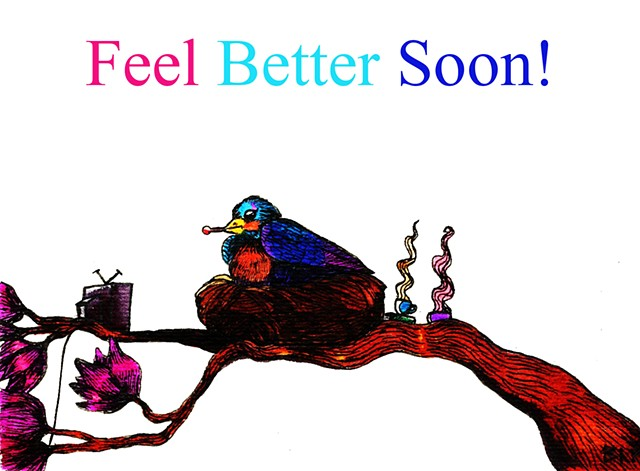 Feel Better Soon!