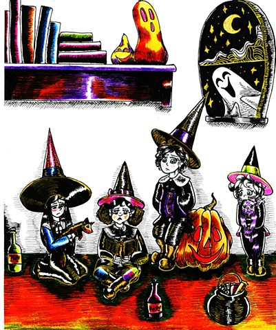 The Littlest Coven