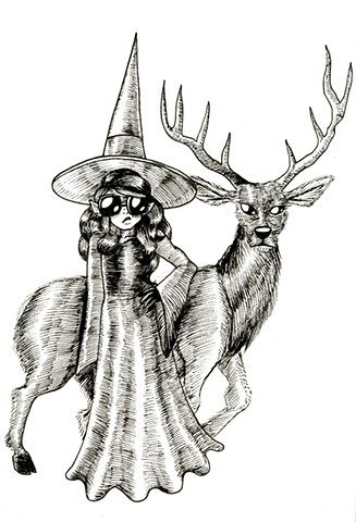 Stag Familiar