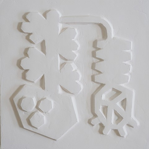 Low Relief Tile #3