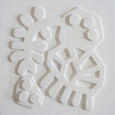 low relief tile #1
