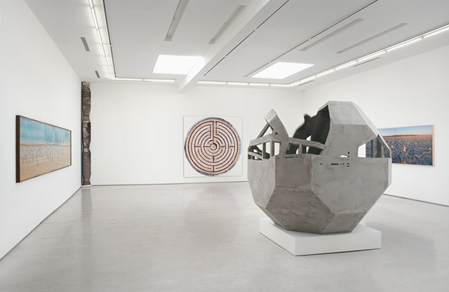 Installation View, Roberts & Tilton Gallery