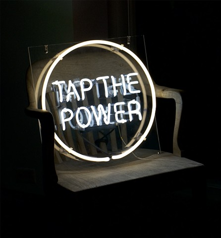 TAP THE POWER