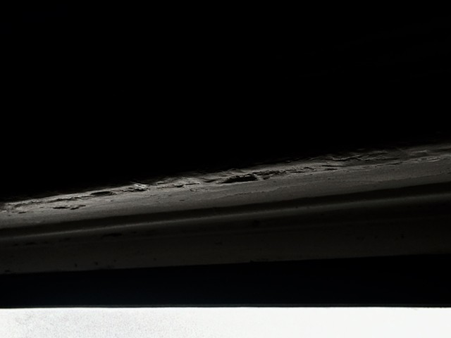 #Spacescape No. 7: Pan (Windowsill)