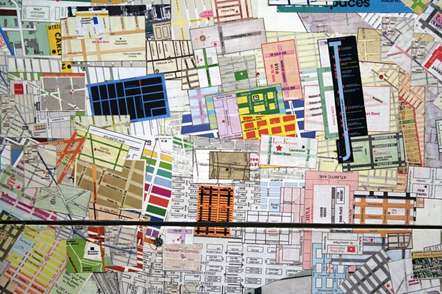 """The Great New York City Mapping Project"" by Martin McCormack"