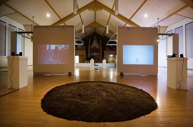 Body of Earth (Full Installation)