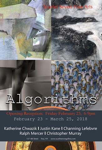 Algorithms - February 23 - March 25, 2018