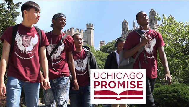 The University of Chicago Civic Engagement 50th Anniversary