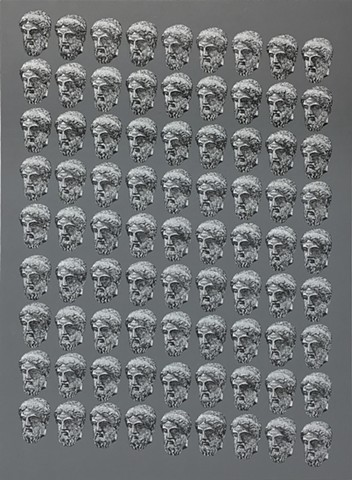 81 Heads from a Herm