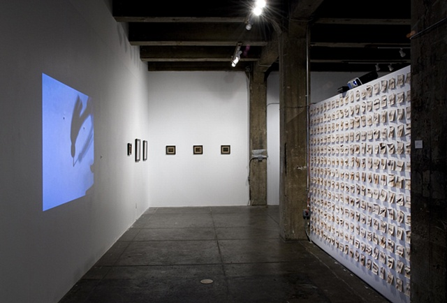 WORK ETHIC, Installation View 2