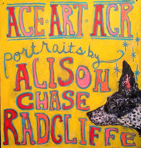 ACE ART ACR Portraits by Alison Chase Radcliffe