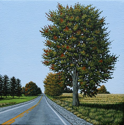 Christina Preece Ontario Canadian landscape artist art painter