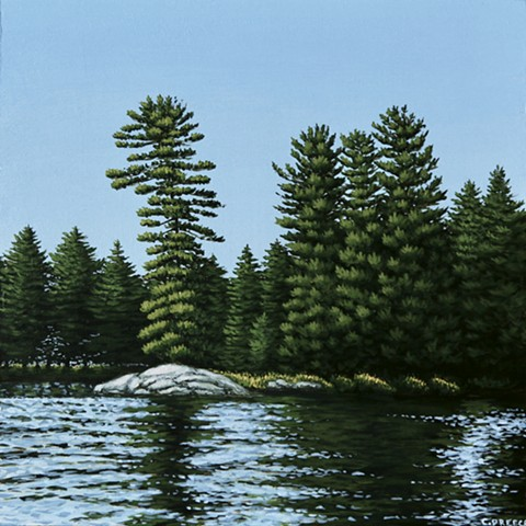 Christina Preece landscape artist art painting canada canadian  ontario
