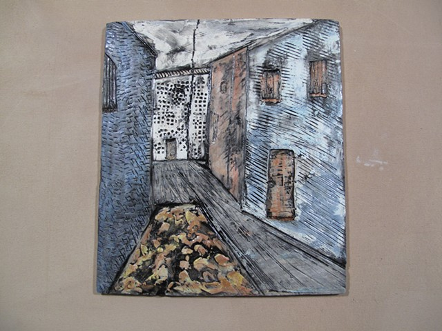 Down the Alley...Salem, Oregon (SOLD)