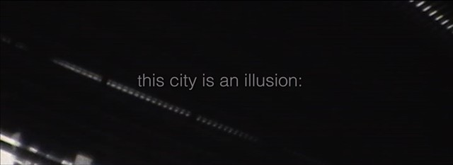 This City is an Illusion: the debt