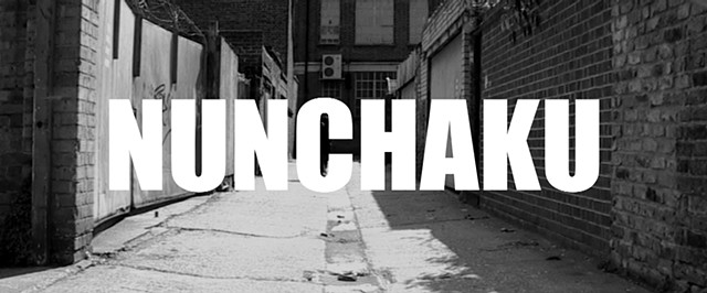2/ Nunchaku by Jake and Daniel Astbury