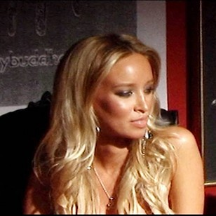 Lauren Pope interview at Funky Budda (2009)